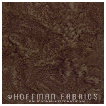 Brown Sugar - Brown Gray<br/>Hoffman Fabrics 1895-514
