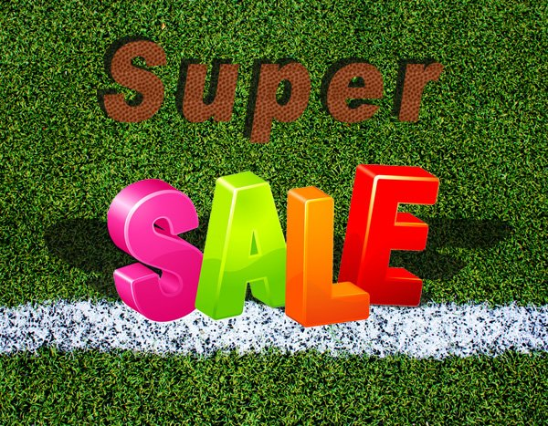 20% Super Bowl Sale
