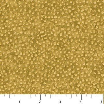 Shimmer Lt Olive Multi Gold<br/>Northcott 20255M-740