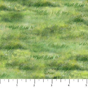 Naturescapes Grass Green<br/>Northcott 21414-74