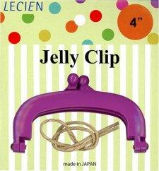Jelly Clip Purse Frame