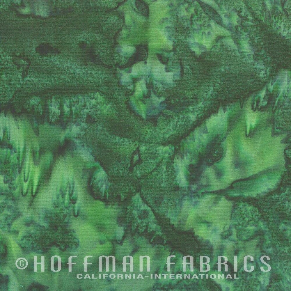 Adventurine - Emerald<br/>Hoffman Fabrics 1895-237