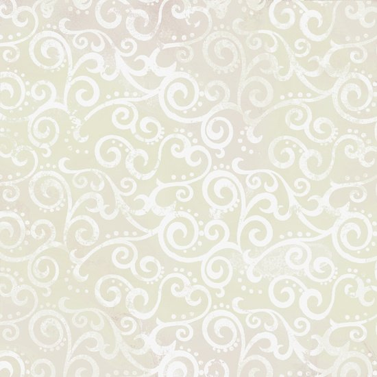 108 in Ombre Scrolls - Crystal 24775KZ<br/>Quilting Treasures