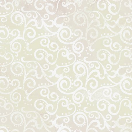 108in Ombre Scrolls - Crystal<br/>Quilting Treasures 24775-KZ