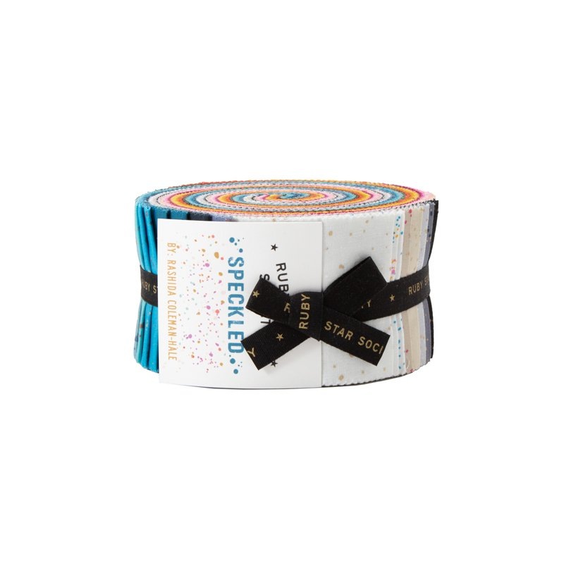 Strips - Speckled Jelly Roll<br/>Ruby Star Society RS5027JR