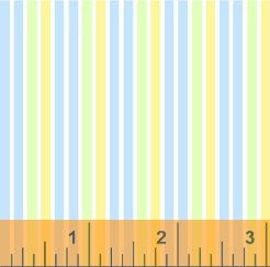 Stripes - Blue/Green/Yellow<br/>Windham 29403-14