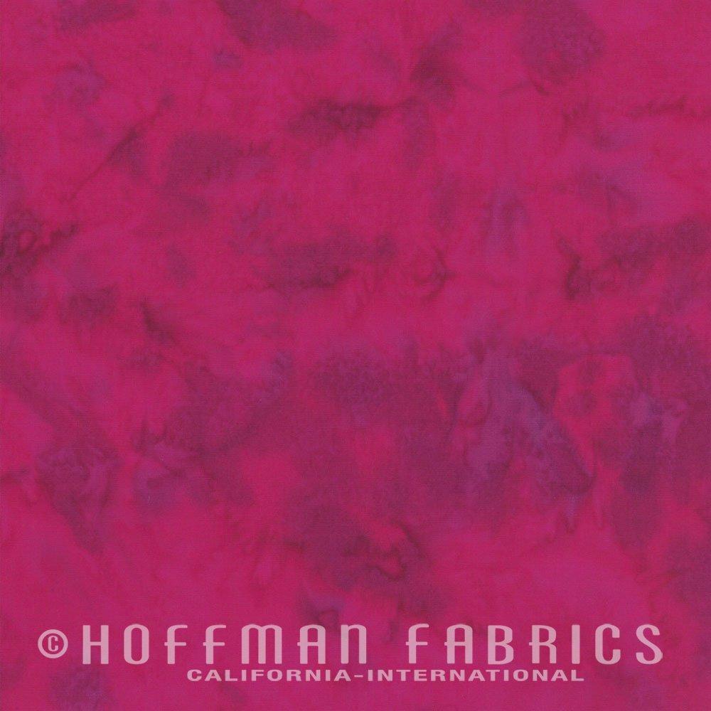 Clownfish - Magenta<br/>Hoffman Fabrics 1895-316