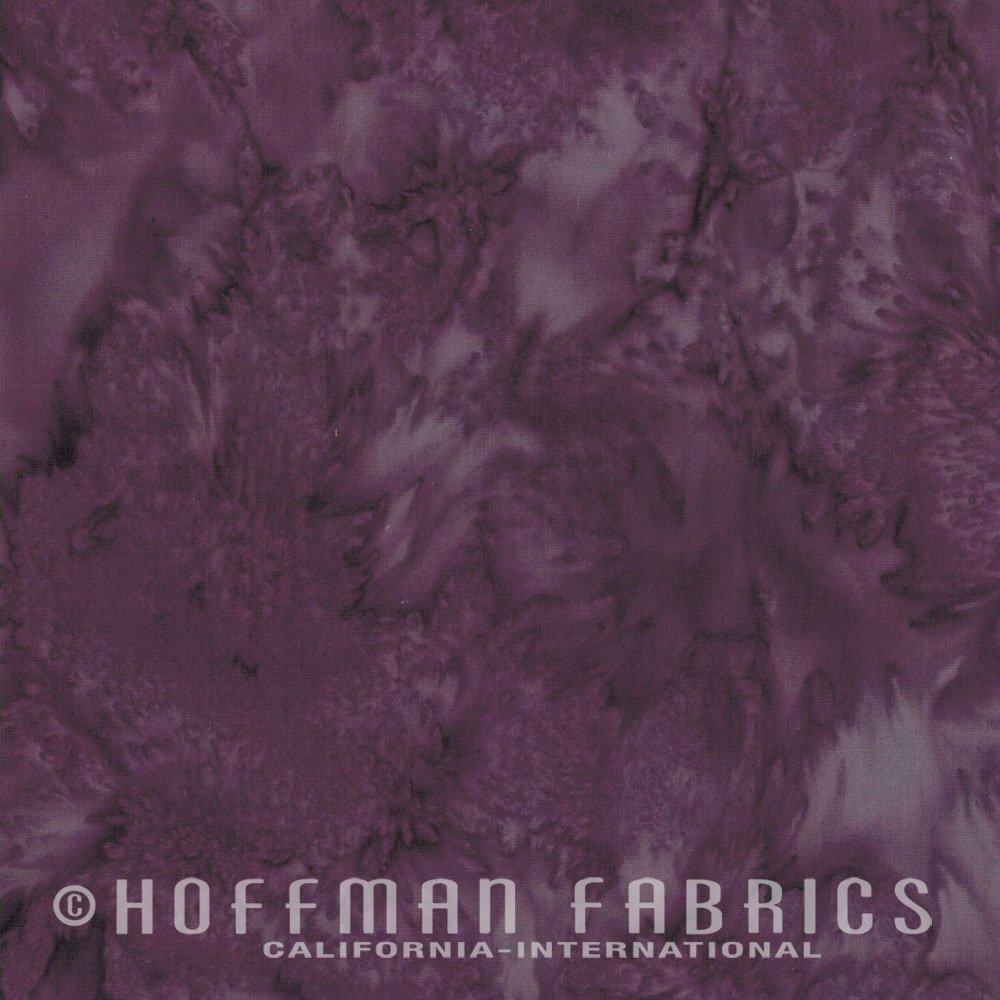 Bergen - Purple<br/>Hoffman Fabrics 1895-328