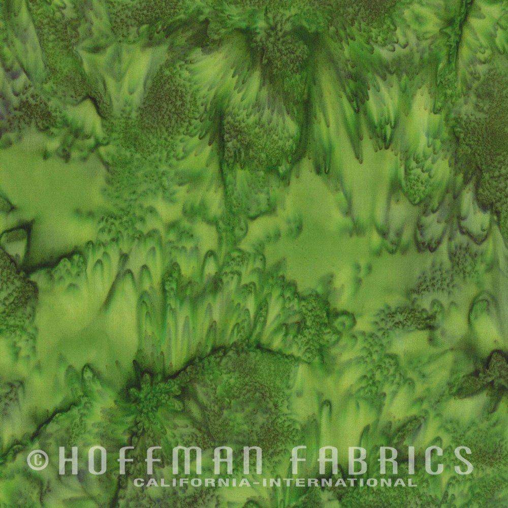 Peter - Olive Green<br/>Hoffman Fabrics 1895-334