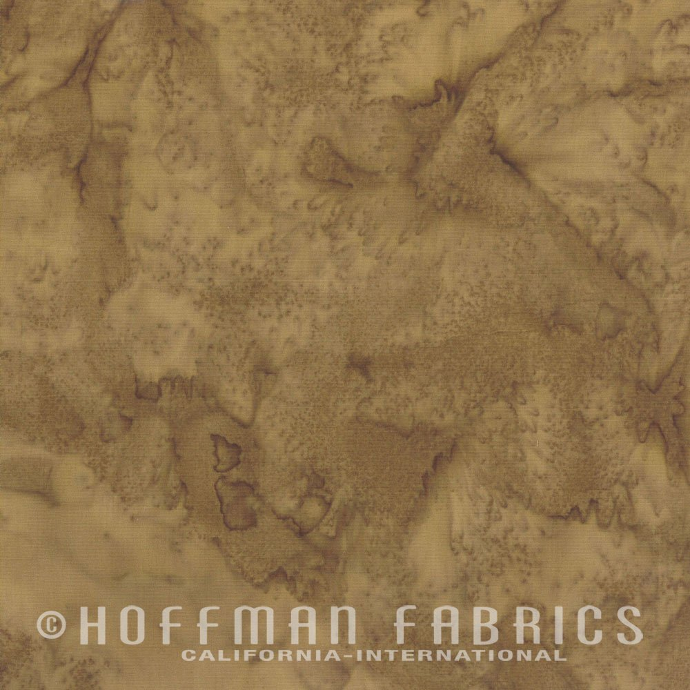 Woody - Brown<br/>Hoffman Fabrics 1895-342