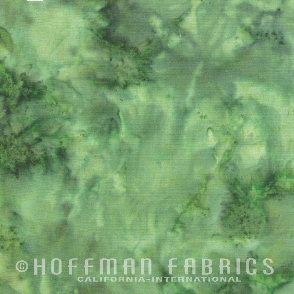 Spinach - Green<br/>Hoffman Fabrics 1895-377