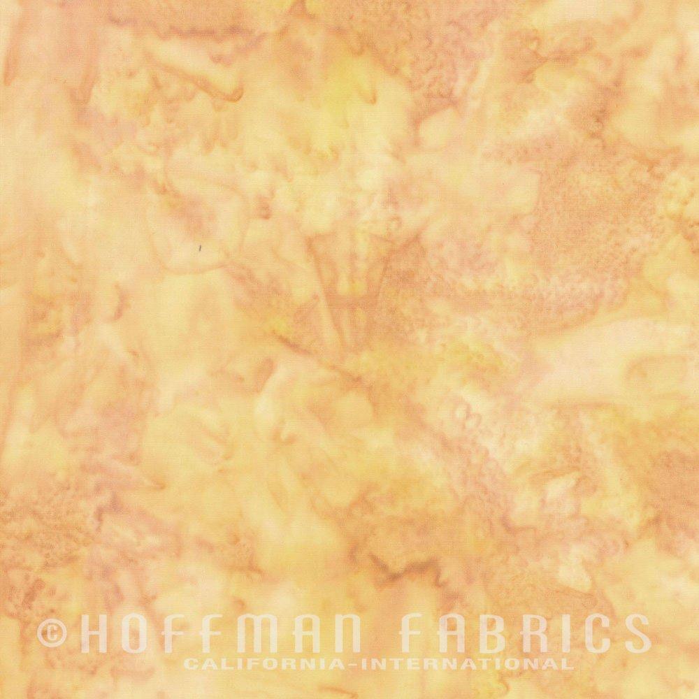 Mimosa - Peach<br/>Hoffman Fabrics 1895-384