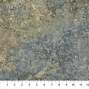 Gradations Slate Medium FQ<br/>Northcott 39300-96