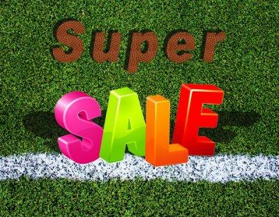 Super Bowl Sale