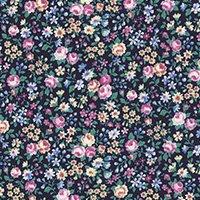 Flower Bouquet - Multi<br/>Lecien 5124-77