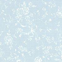 Roses & Ribbons - Blue<br/>Lecien 5125-70