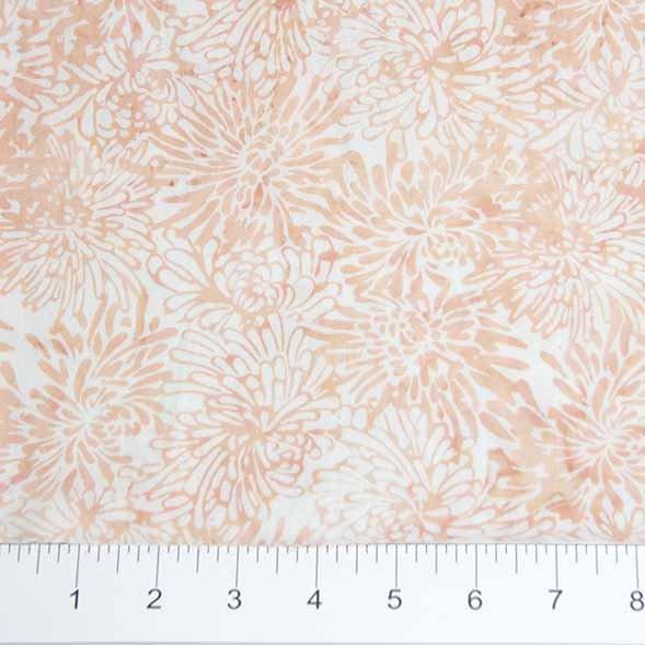 Flared Mums - Peach<br/>Banyan Batiks 80002-22