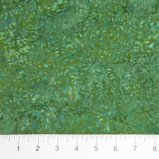 Ketan - Blue Spruce FQ<br/>Banyan Batiks 81000-732