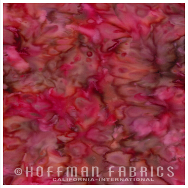 Bali Mottle - Camellia Pink FQ<br/>Hoffman 839-218