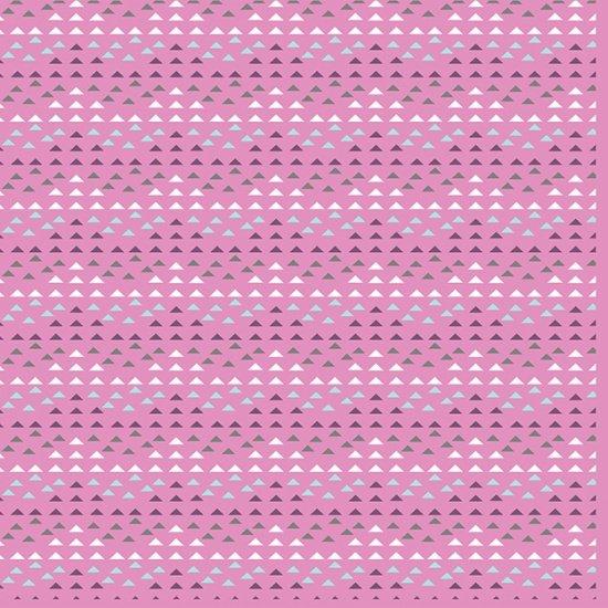 Triangles - Violet<br/>Henry Glass 9868-22
