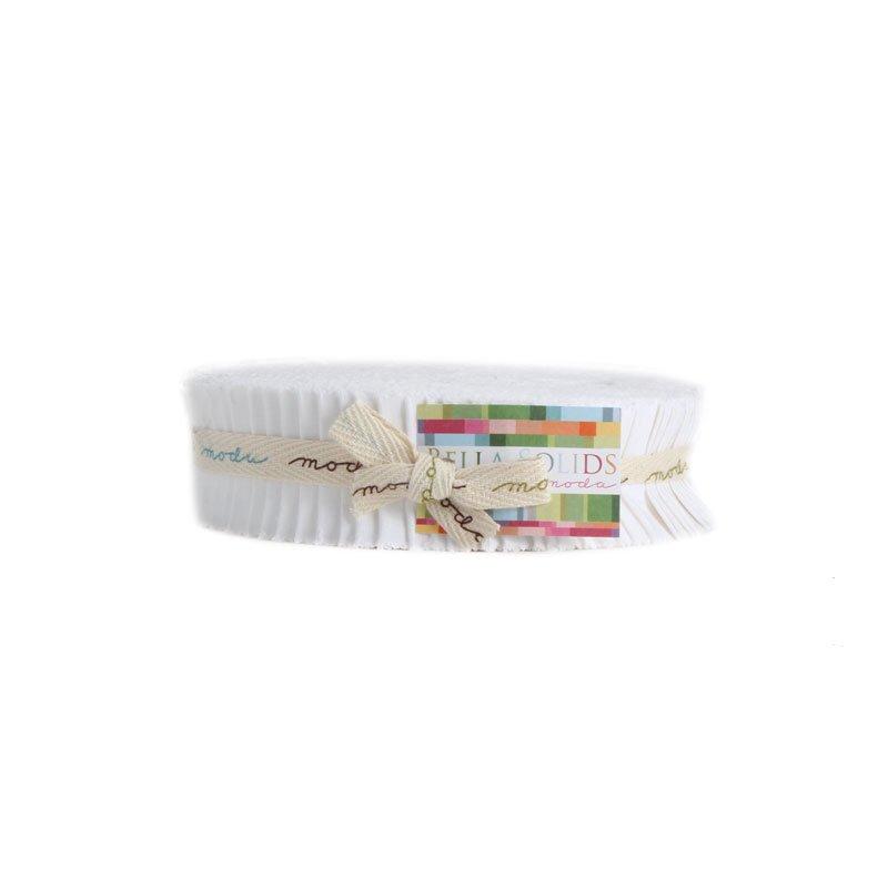 Bella Solids Honey Bun White<br/>Moda 9900HB-98