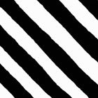 It's Christmas - Diagonal Stripe Black<br/>In The Beginning 9JHF-3
