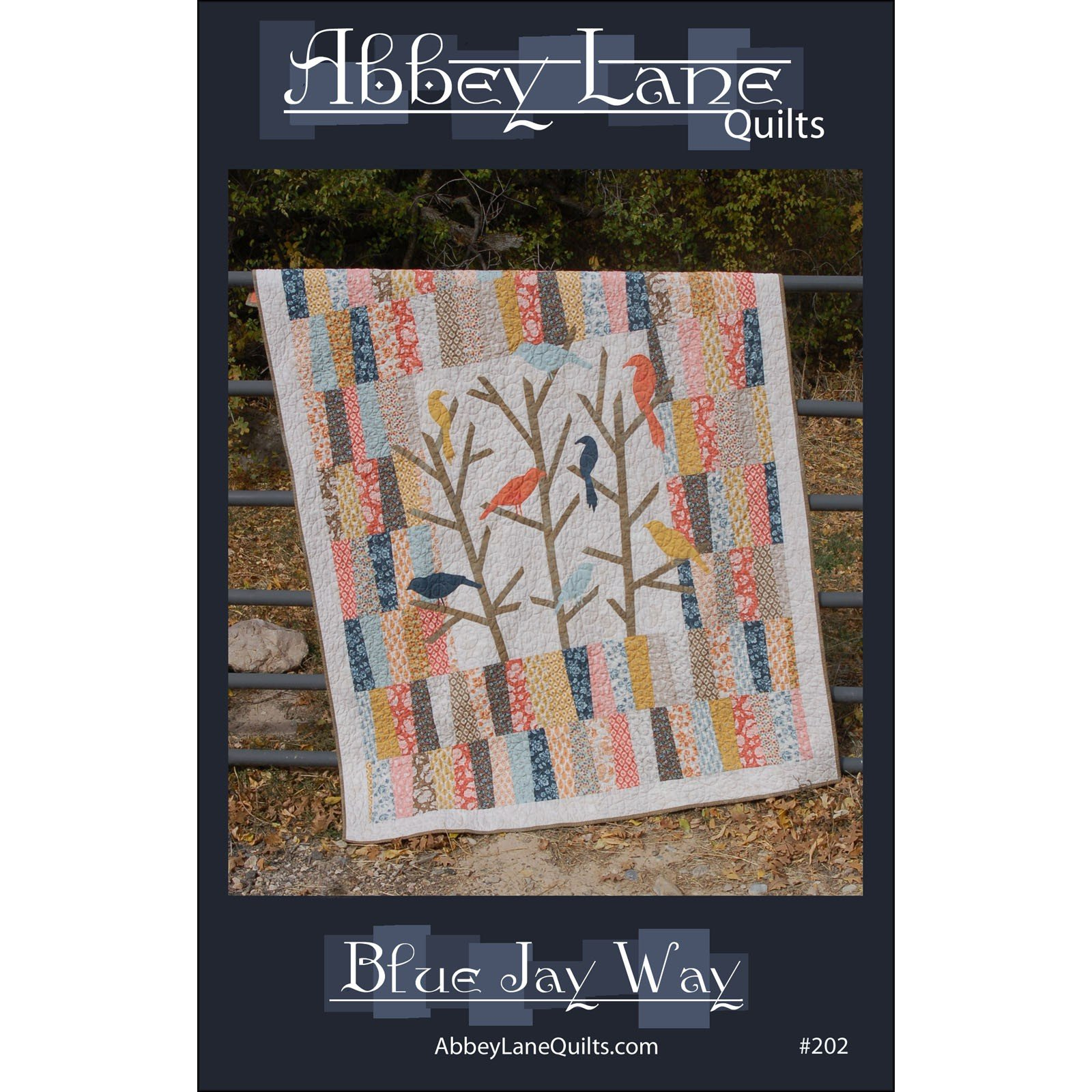 Blue Jay Way</br>Abbey Lane Quilts
