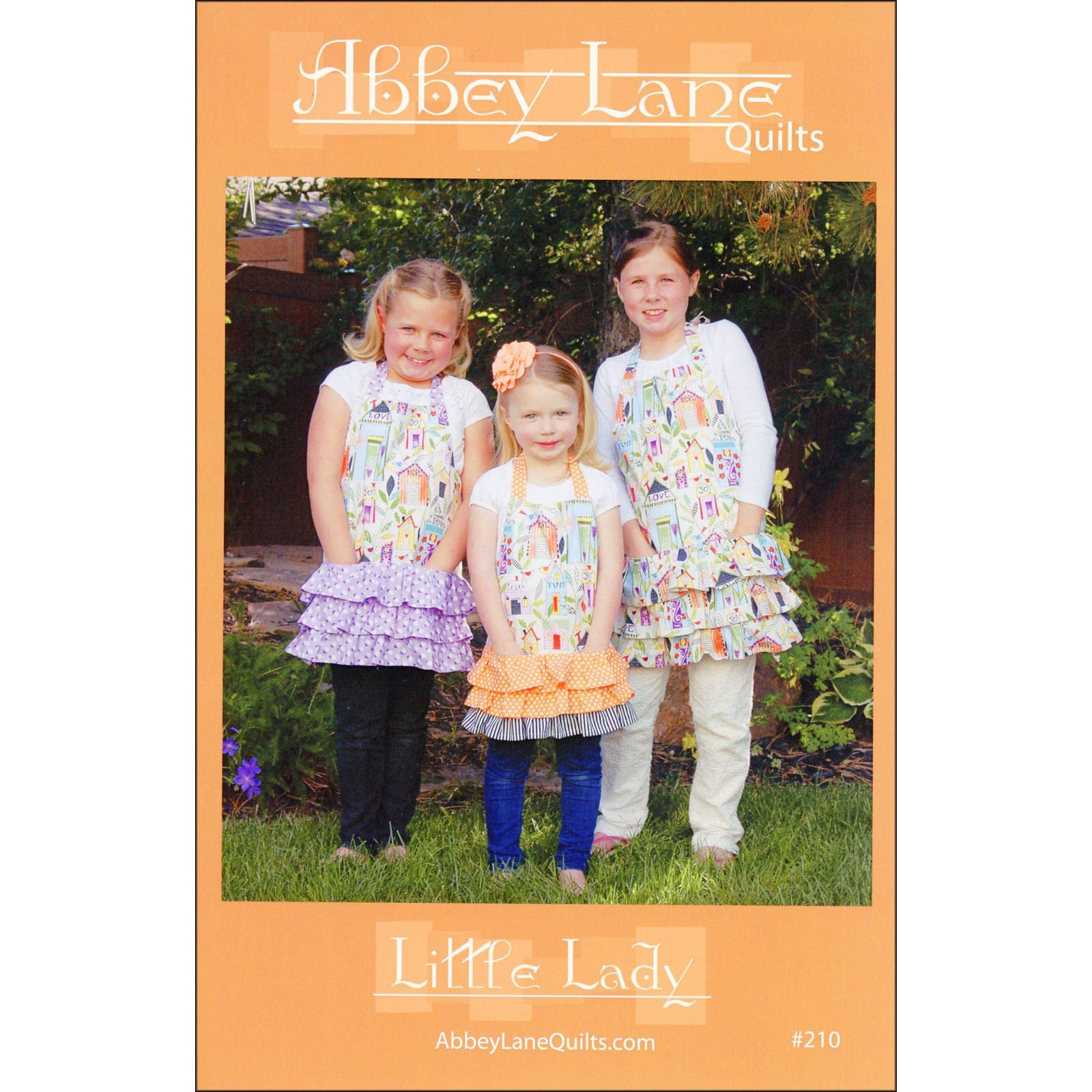 Little Lady<br/>Abbey Lane Quilts ALQ210