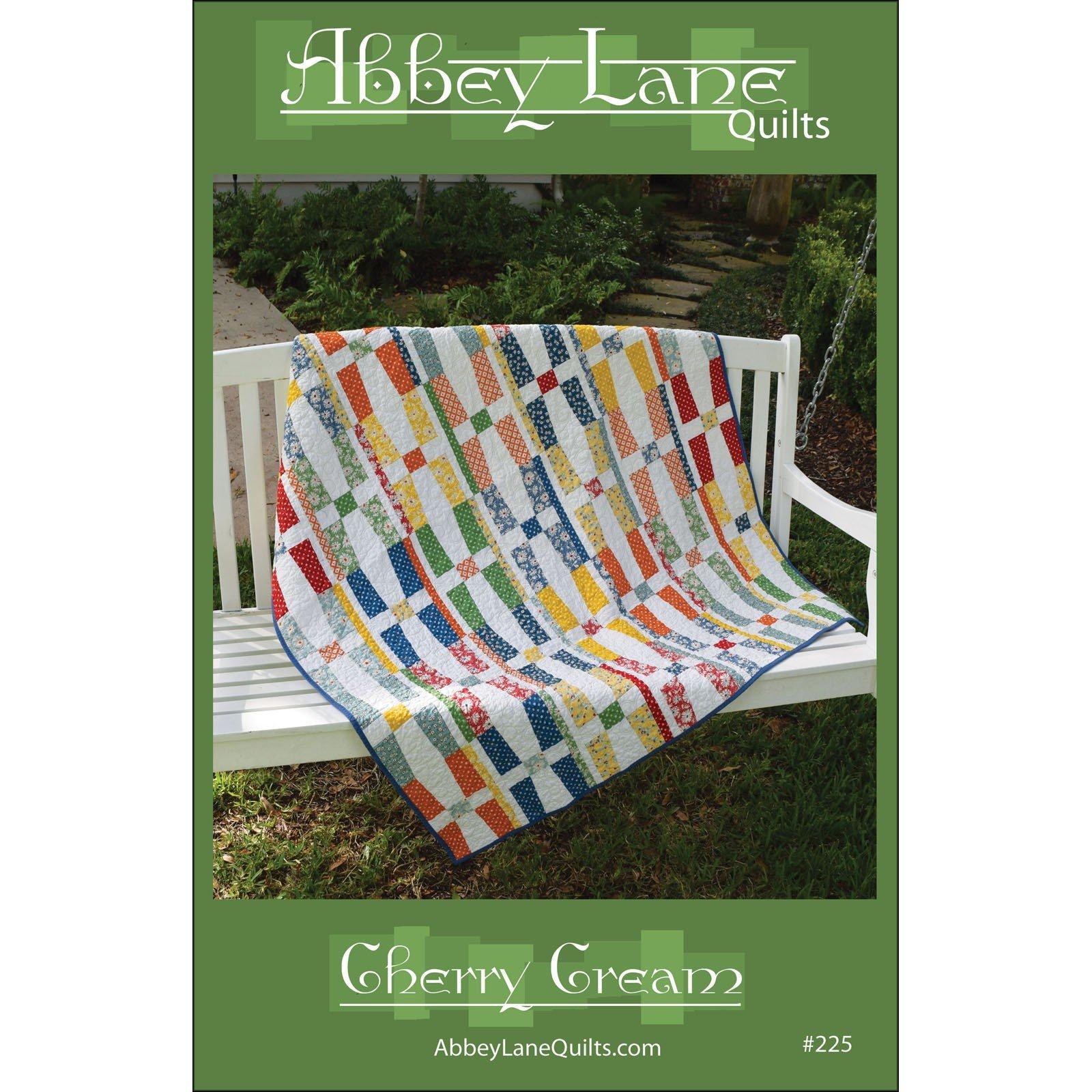 Cherry Cream<br/>Abbey Lane Quilts