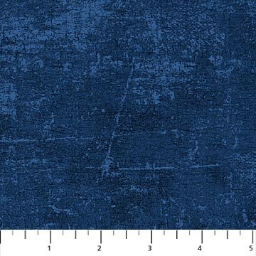 108in Wide Canvas Dk Blue<br/>Northcott B9030-49