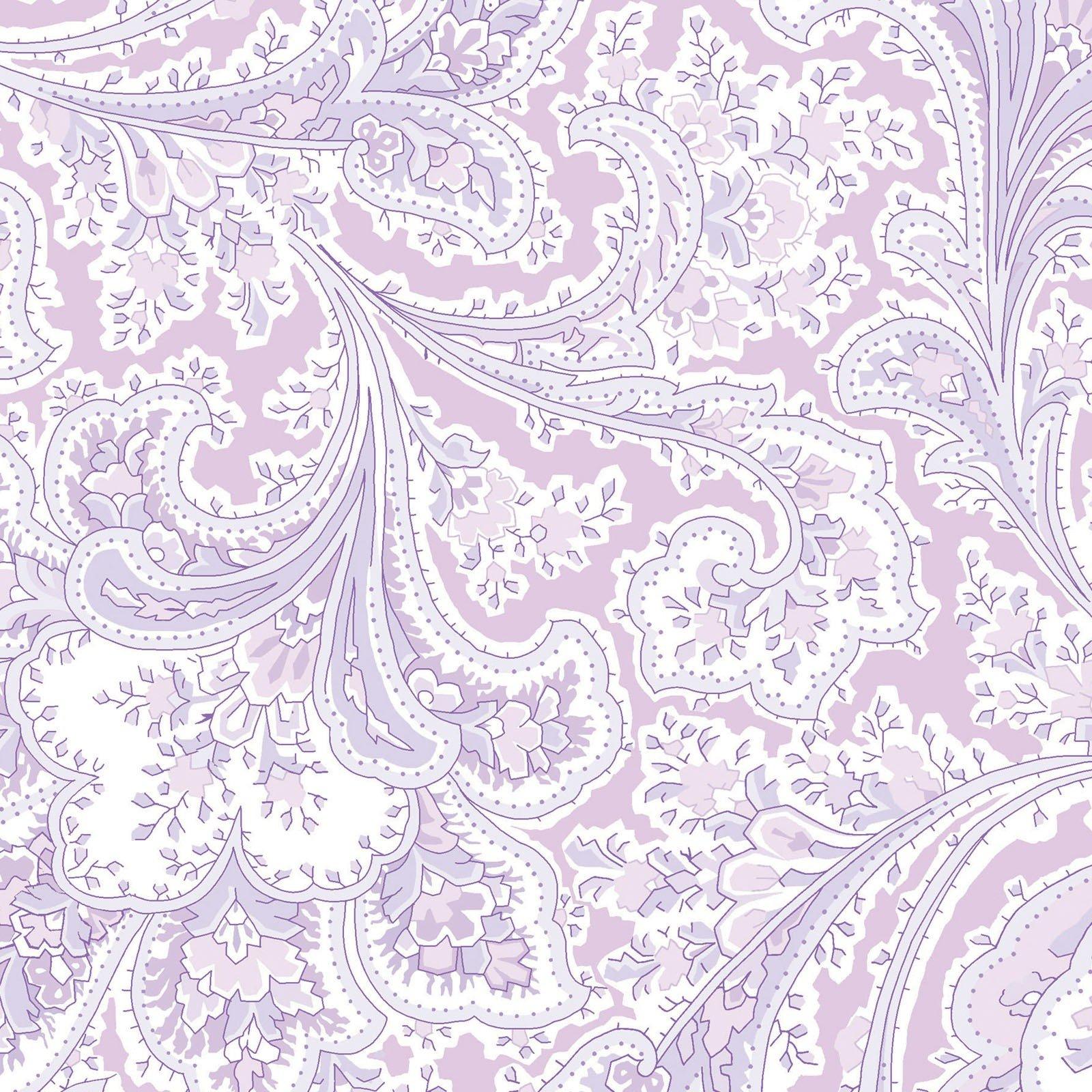 108in Wide Rosemont Violet<br/>Benartex 2283W-60