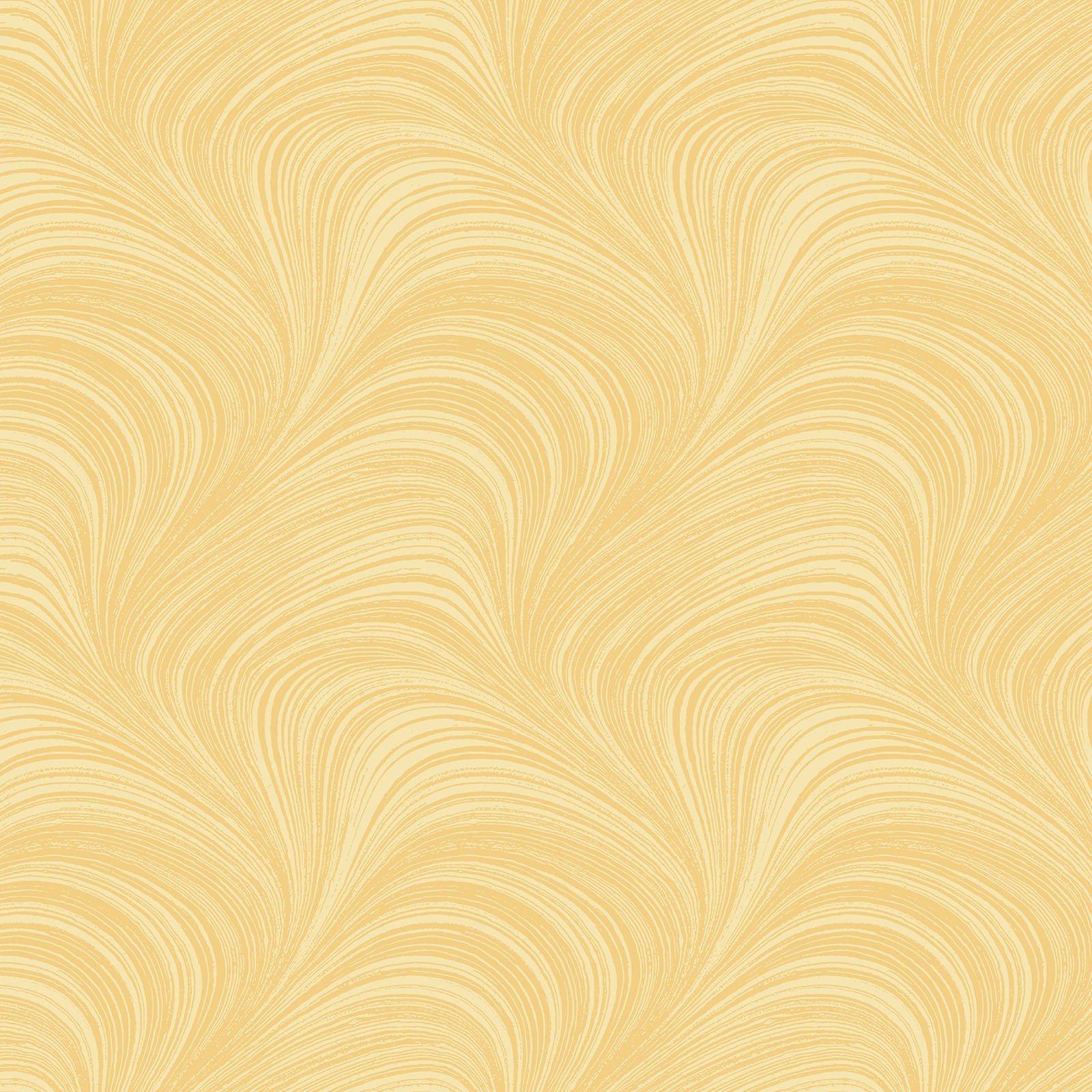 108in Wave Texture - Yellow<br/>Benartex 2966W30