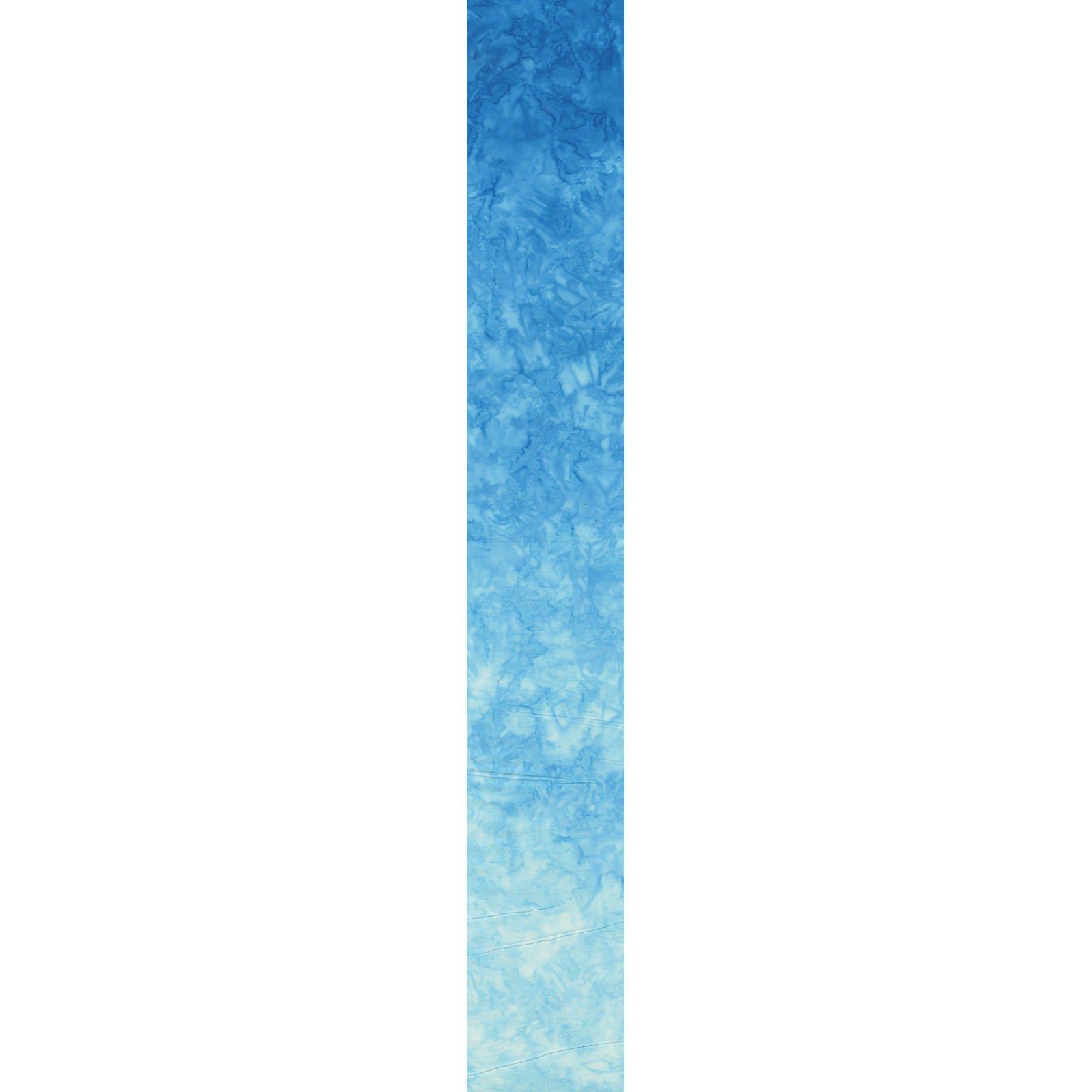Gradation Batik - Blue Topaz<br/>Benartex 3784-84
