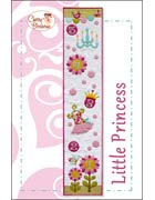 Little Princess Growth Chart +CD<br/>Cherry Blossoms