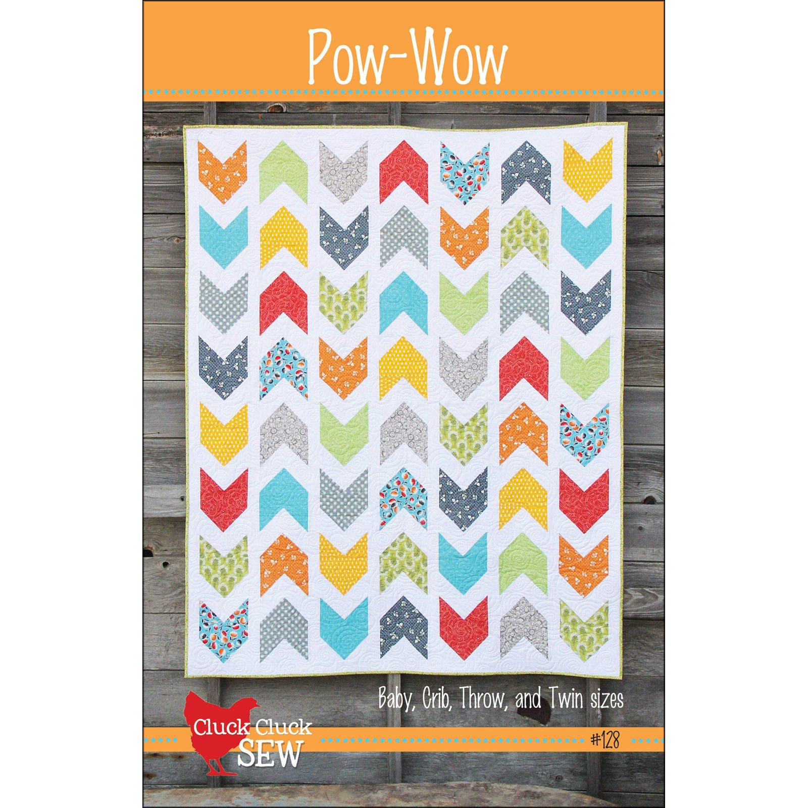 Pow Wow<br/>Cluck Cluck Sew