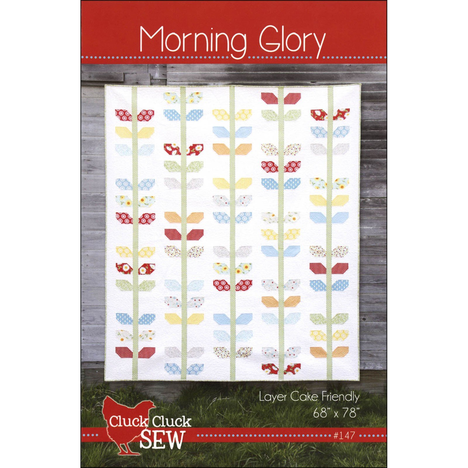 Morning Glory<br/>Cluck Cluck Sew
