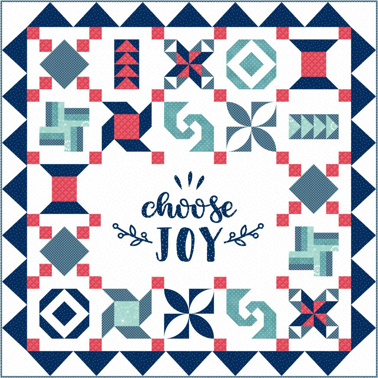 Choose Joy - Classic Prints