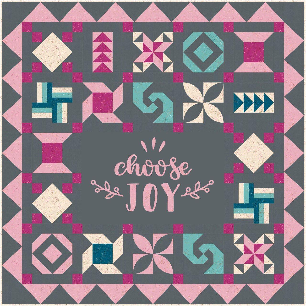 Choose Joy - Speckled
