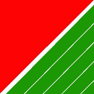 Red, Green