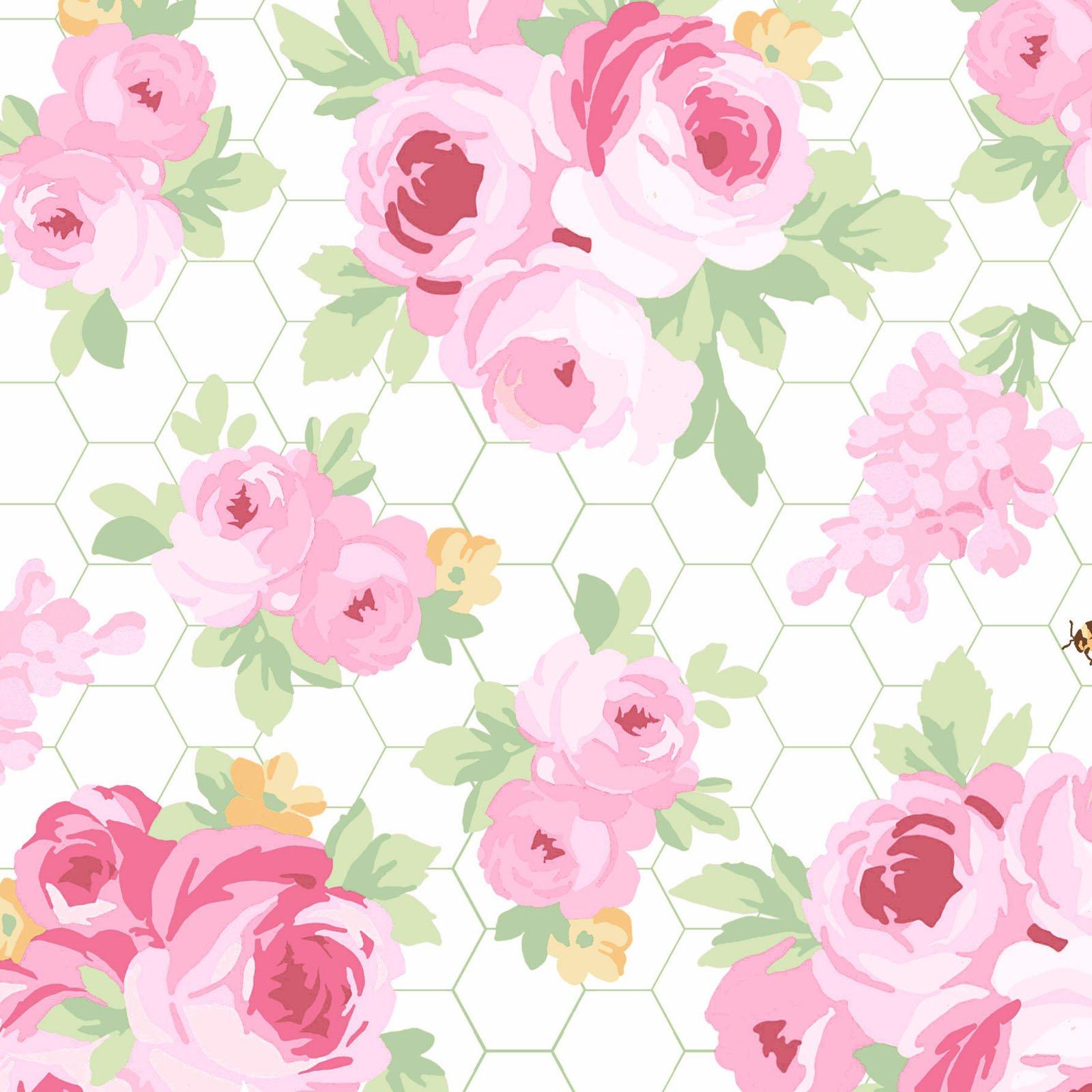 Fidelia Roses - White<br/>Clothwork 2076-1