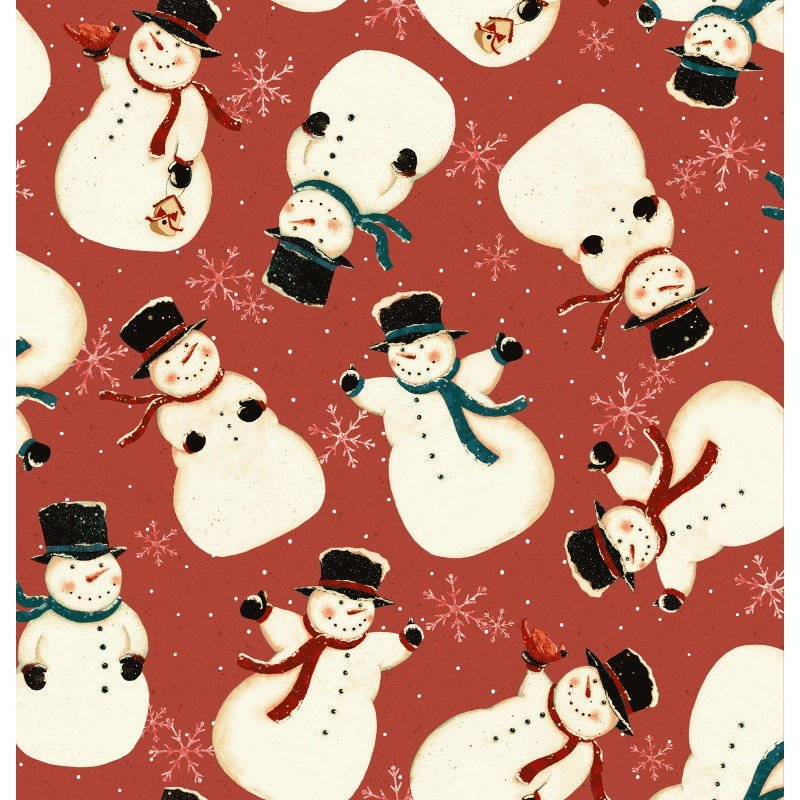 Snow Much Fun Snowmen<br/>Clothworks 2215-82