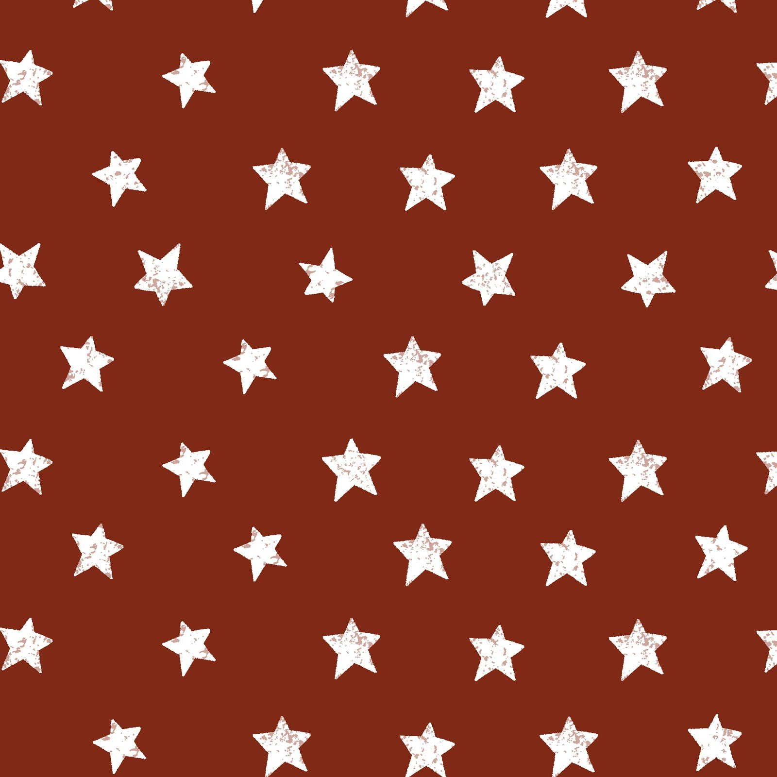 Home Of The Free Stars Red<br/>Clothworks 2924-83