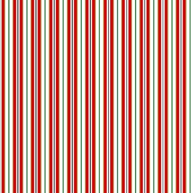 Peppermint Stick Stripes<br/>Michael Miller 9640-RED