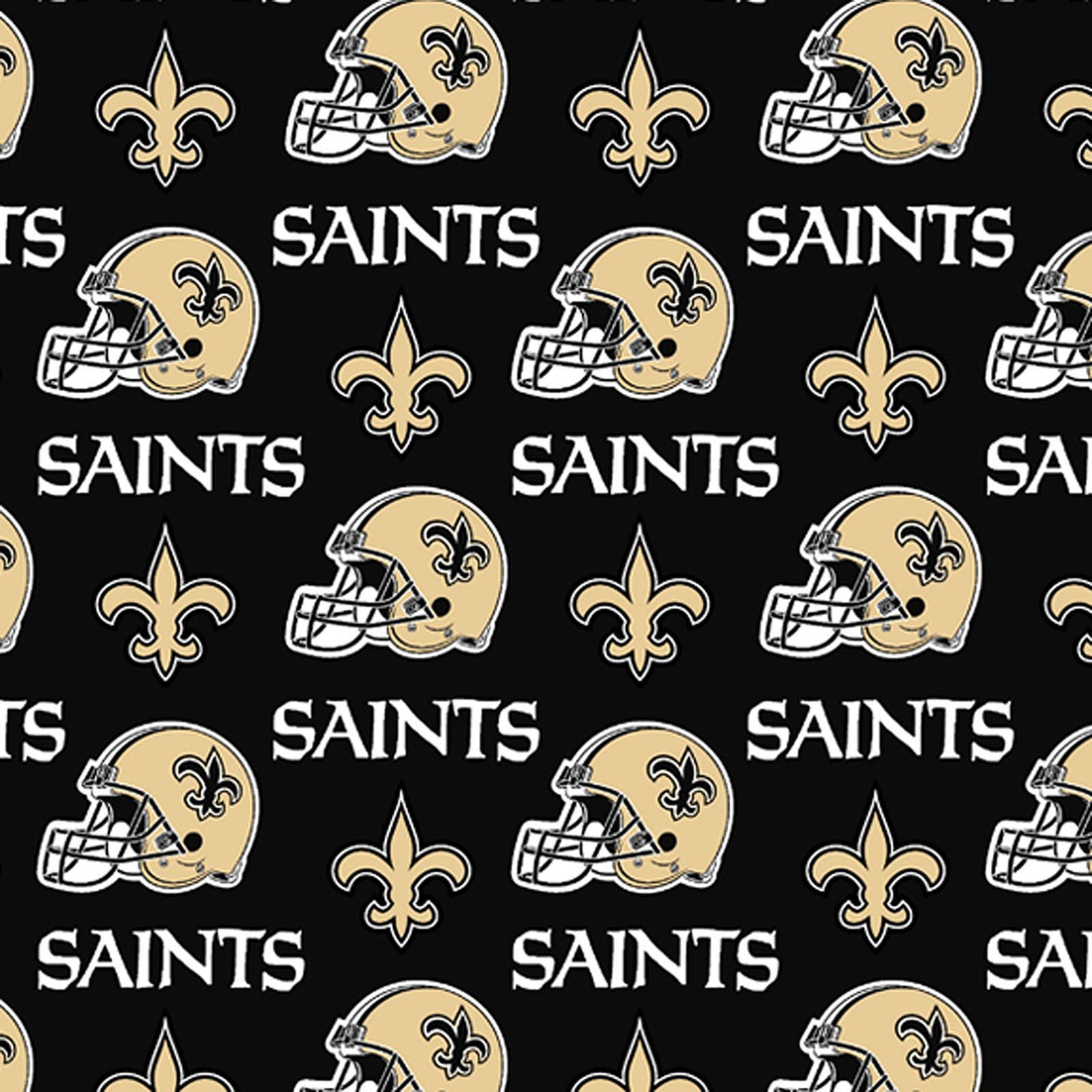 New Orleans Saints<br/>Fabric Traditions 6283-D