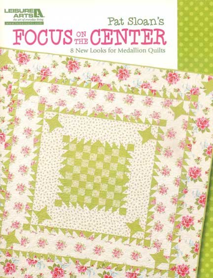 Focus on the Center<br/>Pat Sloan