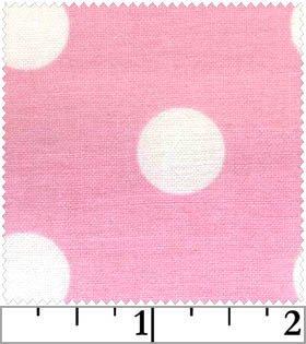 Confetti Dots - Pale Pink/White (Lg)<br/>Galaxy 47580-PIN