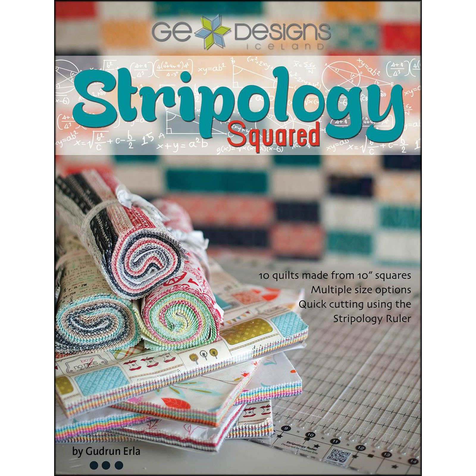 Stripology Squared<br/>GE Designs