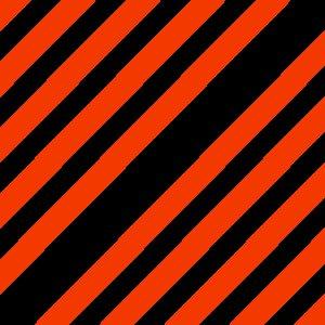 Orange, Black