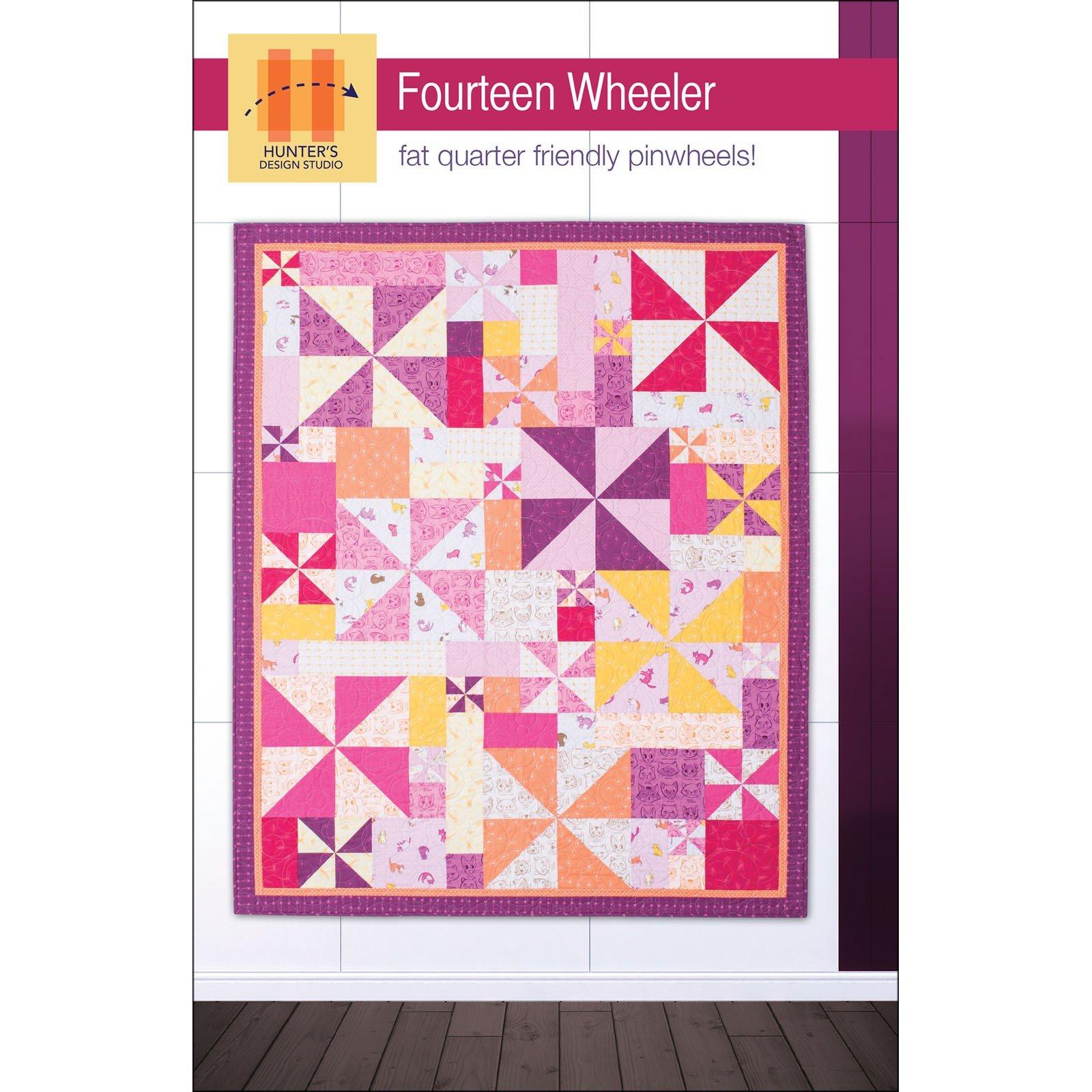 Fourteen Wheeler<br/>Hunter's Design Studio