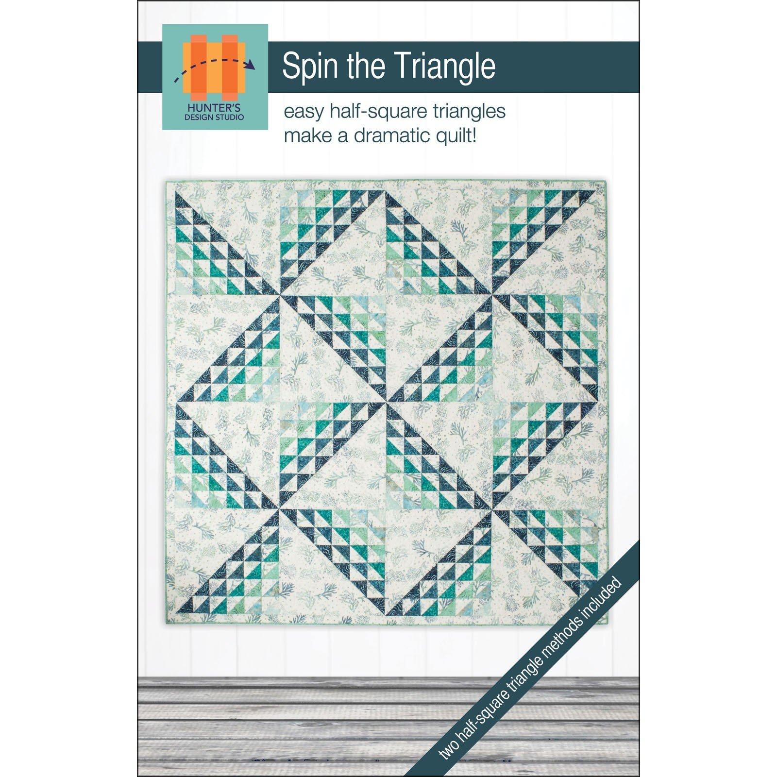 Spin the Triangle<br/>Hunter's Design Studio